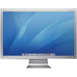 Apple M9177B/A Cinema Display Reviews