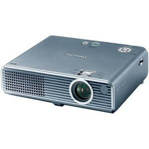 Photo of Panasonic PTP1SDEA Projector
