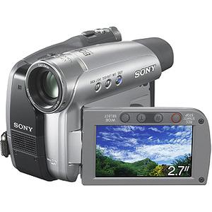 Photo of Sony DCR-HC46 Camcorder