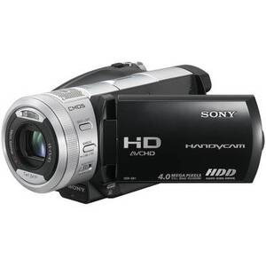 Photo of Sony HDR-SR1 Camcorder