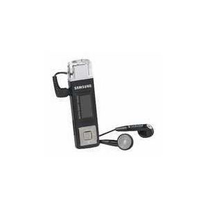 Photo of Samsung YP-U2QB 2GB MP3 Player