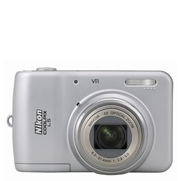 Nikon Coolpix L5 Reviews