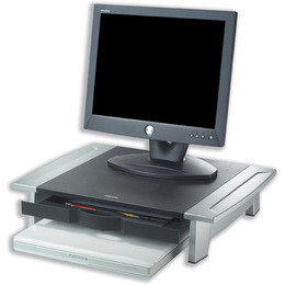Fellowes CRT Or TFT Compact Monitor Riser