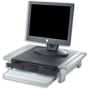 Photo of Fellowes CRT Or TFT Compact Monitor Riser Monitor