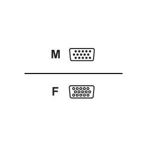 Photo of Belkin F2N025B05M GLD Computer Peripheral