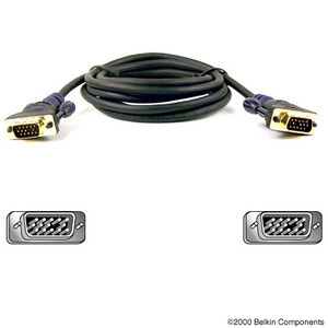 Photo of Belkin F2N028B05M GLD Adaptors and Cable