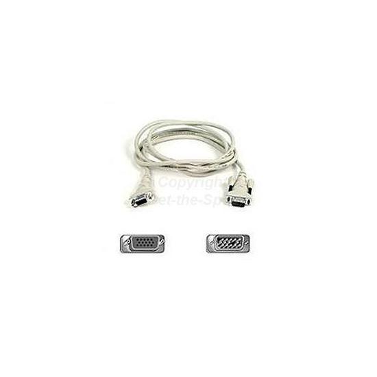 BELKIN 5M VGA CABLE - HD15 M/F
