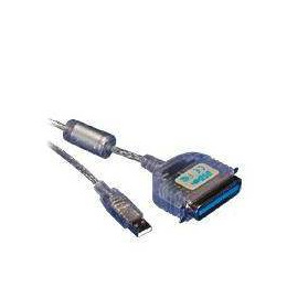 USB TO IEEE-1284B PRINTER CABLE (2M) Reviews