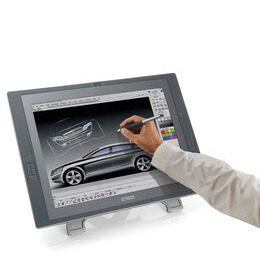 Wacom Cintiq 21UX (Interactive Pen Display) Reviews