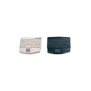 Photo of Accuratus 540 Mini Keyboard With Touch Pad Black USB Keyboard