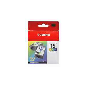 Photo of CANON BCI-15C COLOUR Ink Cartridge