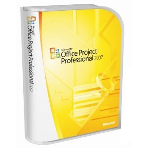 Photo of Microsoft Project 2007 Professional Edition Software