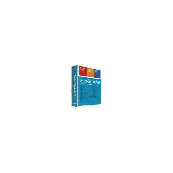 AUTODESK AUTOSKETCH v9.0 COMMERCIAL