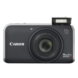Canon PowerShot SX210 IS Reviews