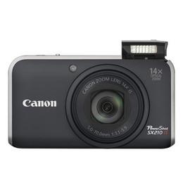 Canon PowerShot SX210 IS Reviews