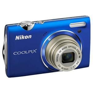 Photo of Nikon Coolpix S5100 Digital Camera