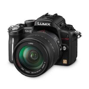 Photo of Panasonic Lumix DMC-GH2 With 14-140 Lens Digital Camera