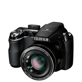 Fujifilm FinePix S3400 Reviews