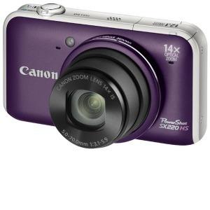 Photo of Canon PowerShot SX220 HS Digital Camera