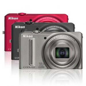 Photo of Nikon Coolpix S9100 Digital Camera
