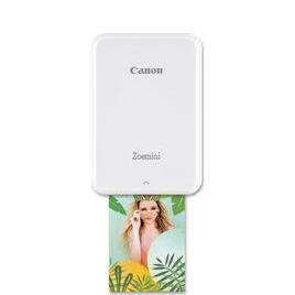 Canon Zoemini Slim Body Pocket Size Photo Printer White