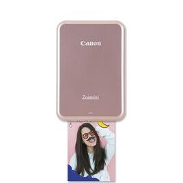 Canon Zoemini Slim Body Pocket Size Photo Printer Rose Gold