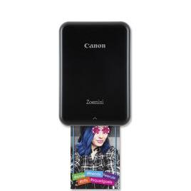 Canon Zoemini Slim Body Pocket Size Photo Printer Black