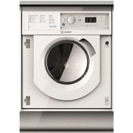 Hotpoint BI WMIL 71452 UK Integrated 7 kg 1400 Spin Washing Machine - White Reviews
