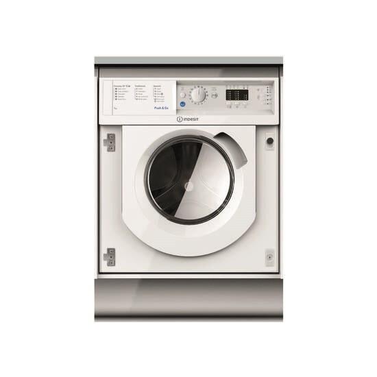 Hotpoint BI WMIL 71452 UK Integrated 7 kg 1400 Spin Washing Machine - White
