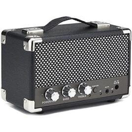 GPO MINI Westwood Bluetooth Retro Speaker - Black