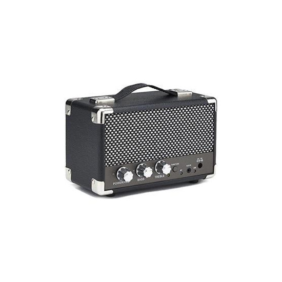 GPO MINI Westwood Bluetooth Retro Speaker - Black