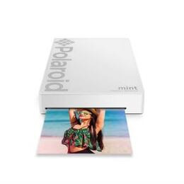Polaroid Mint Printer with 5 Free Prints - White