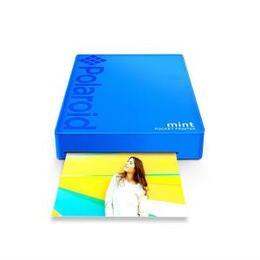 Polaroid Mint Printer with 5 Free Prints - Blue