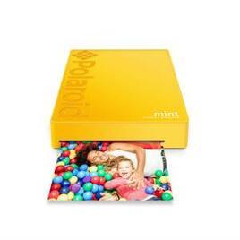 Polaroid Mint Printer with 5 Free Prints - Yellow