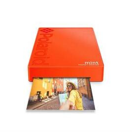 Polaroid Mint Printer with 5 Free Prints - Red