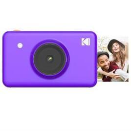 Kodak Mini Shot Instant Camera - Purple