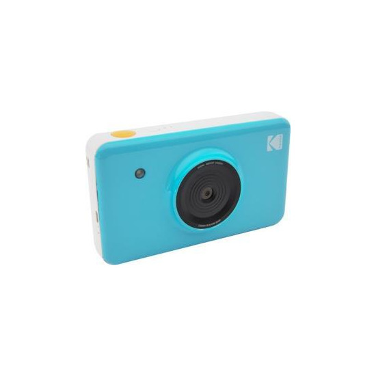 Kodak Mini Shot Instant Camera - Blue