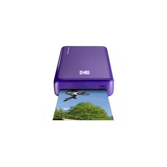 Kodak Mini 2 Instant Printer - Purple