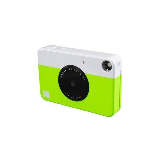 Kodak Printomatic Instant Camera (ZINK Technology) - Green
