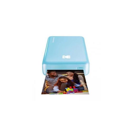 Kodak Mini 2 Instant Printer - Blue