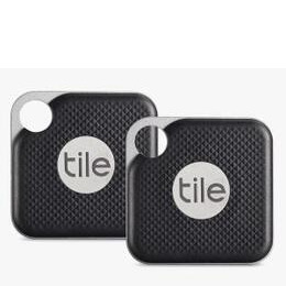 Tile Pro Bluetooth Tracker - Black, Pack of 2 Reviews