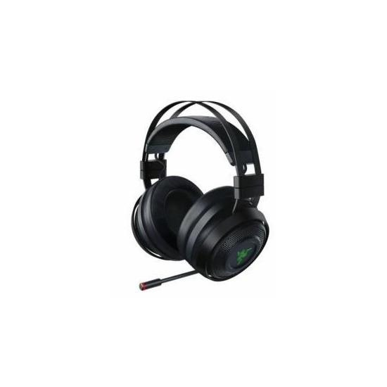 Nari Ultimate Wireless 7.1 Gaming Headset - Black