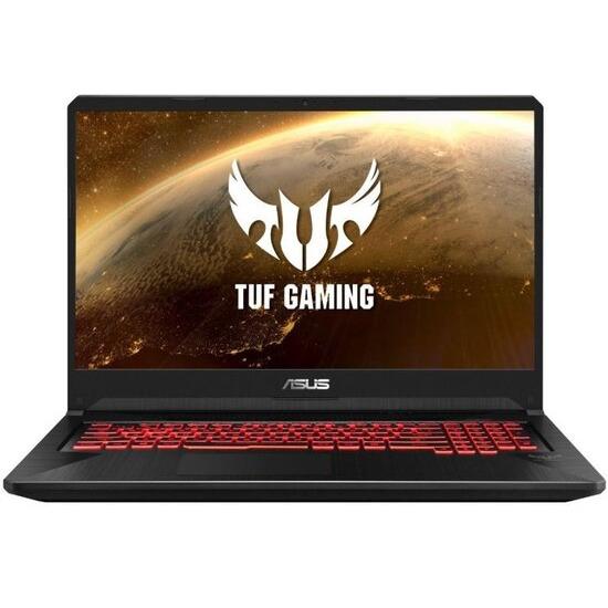 ASUS TUF FX705 17.3 Intel Core i7 GTX 1050 Ti Gaming Laptop - 1 TB HDD & 128 GB SSD