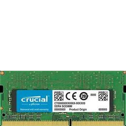 Crucial 8GB Kit (2 x 4 GB) DDR4-2400 SODIMM