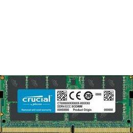 Crucial 16GB DDR4-2400 ECC SODIMM