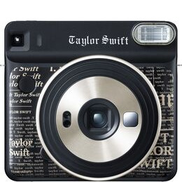 Fujifilm Instax Square SQ6 Instant Camera Taylor Swift Edition & 30 Shots