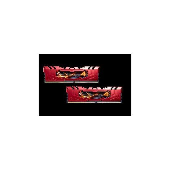 G.Skill Ripjaws 4 series 8GB 2x4GB DDR4 2400Mhz