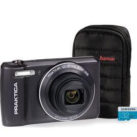 PRAKTICA Luxmedia Z212 Camera - Graphite Reviews