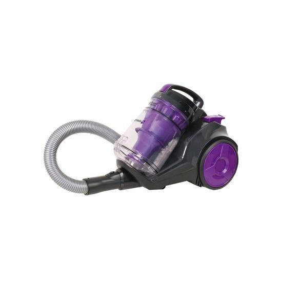 Russell Hobbs Titan RHCV4501 Cylinder Bagless Vacuum Cleaner - Purple