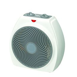 ESSENTIALS C20FHW18 Portable Hot & Cool Fan Heater - White Reviews